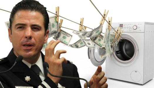 Con factureras, Cárdenas Palomino lavó sobornos millonarios del narco