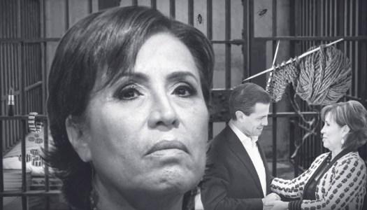 Rosario Robles se queda sin abogado por no delatar corrupción con EPN