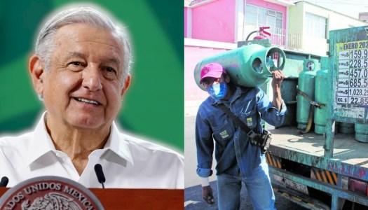 Gobierno de AMLO quitará permiso a gaseras que violen precio máximo