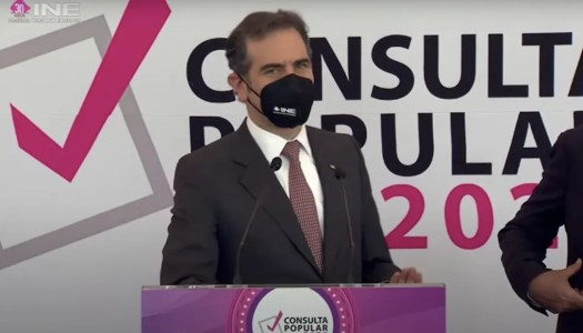 Lorenzo Córdova niega sabotear la consulta y acusa desprestigio al INE