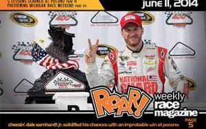 ROAR! June 11, 2014