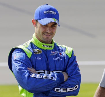 Casey Mears' Time to Kick Back