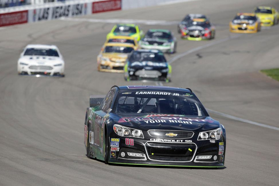 NASCAR Sprint Cup Series KOBALT Tools 400