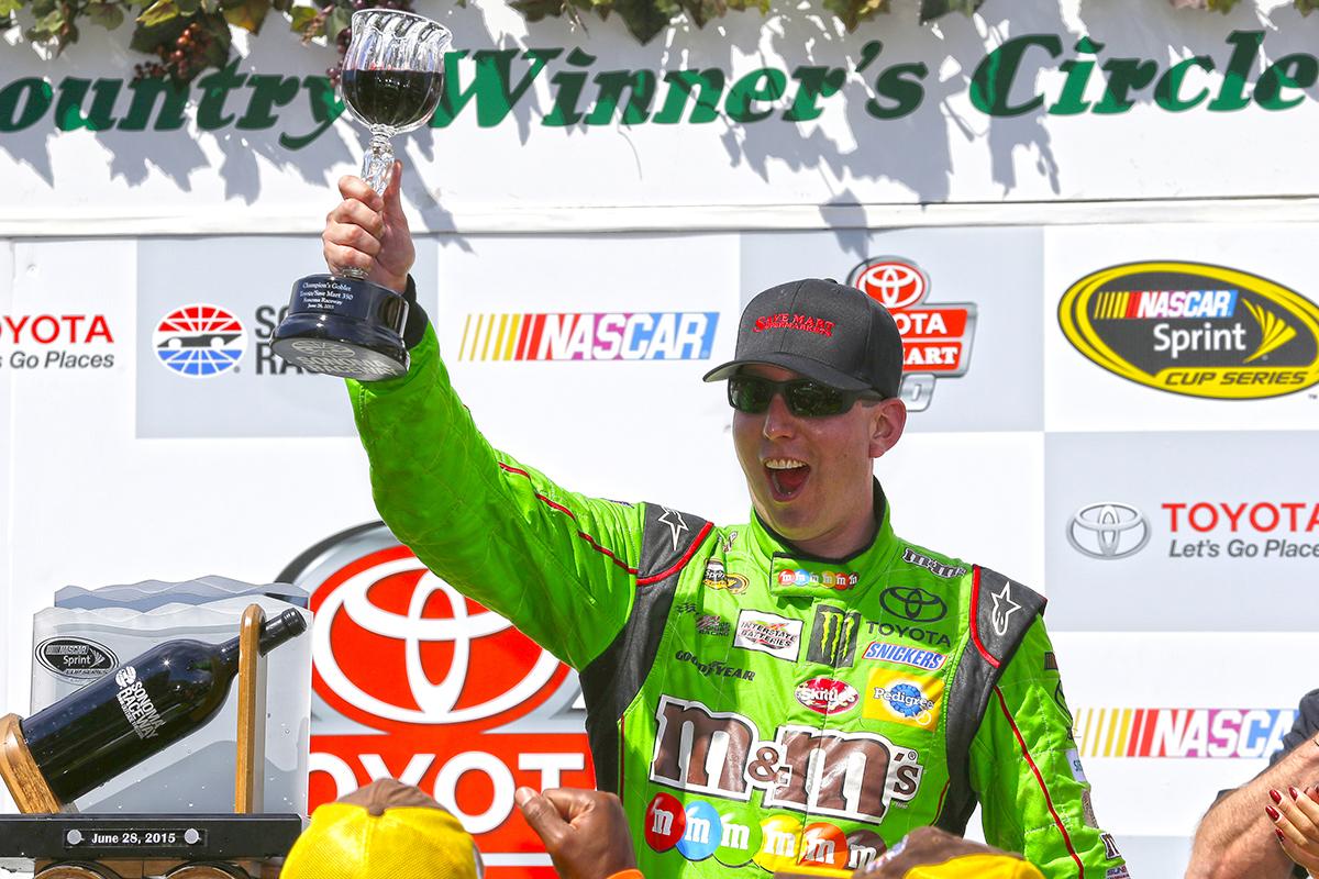 At Sonoma Raceway in Sonoma, California on June 28, 2015. CIA Stock Photo