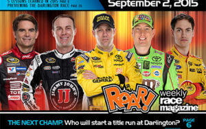 Darlington in September