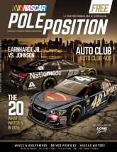 NASCAR Pole Position Auto Club March 2016