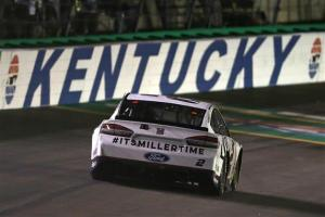 Keselowski Wins Kentucky