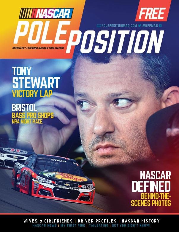 NASCAR Pole Position Aug/Sep