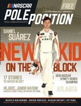 NASCAR Pole Position Atlanta in March 2017
