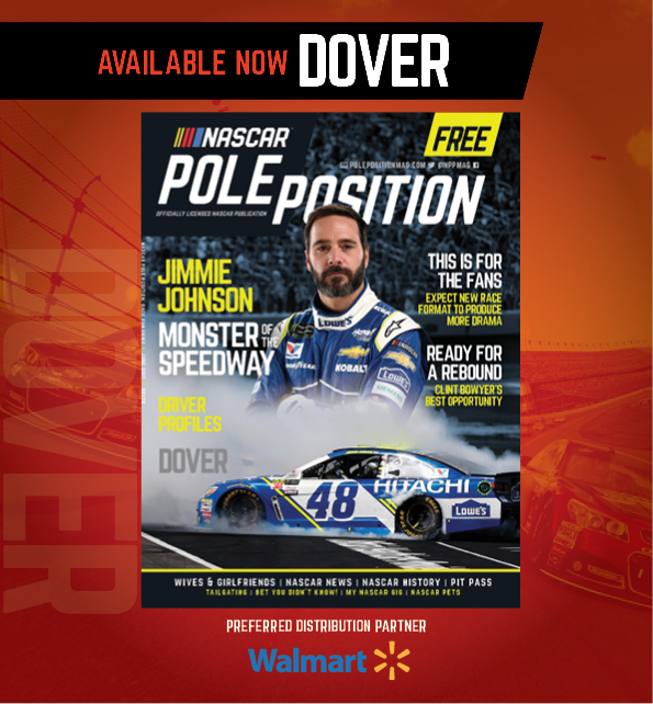 Dover Edition of NASCAR Pole Position Now Available