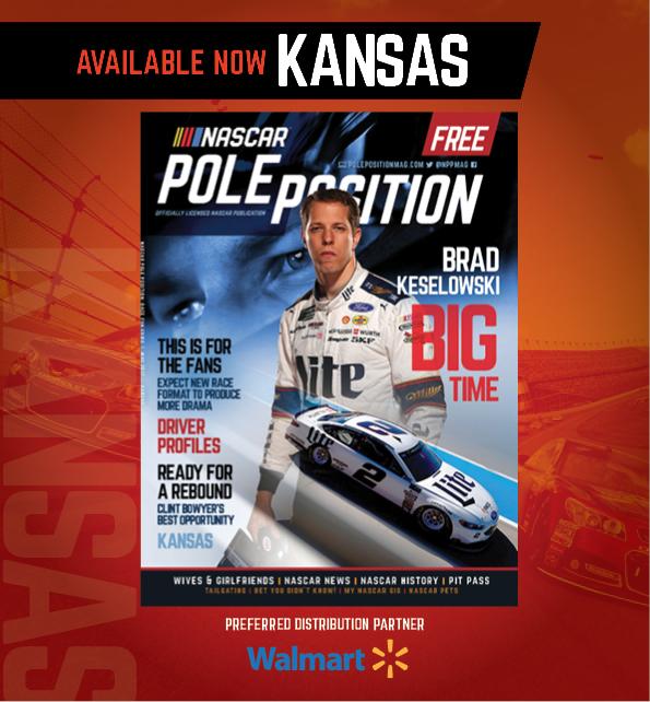 Kansas Edition of NASCAR Pole Position Now Available