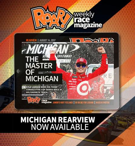 ROAR! Michigan in the Rearview