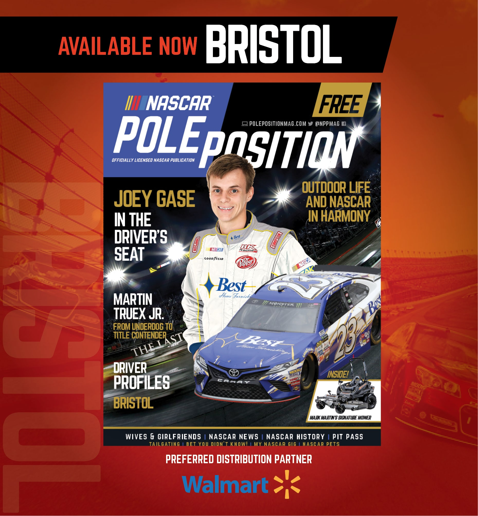 Bristol Edition of NASCAR Pole Position Available Now