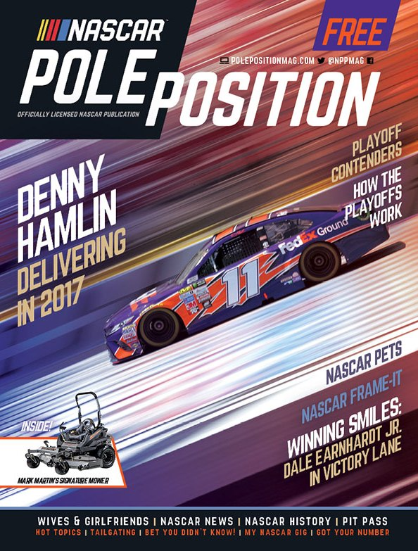 NASCAR Pole Position Oct./Nov. 2017