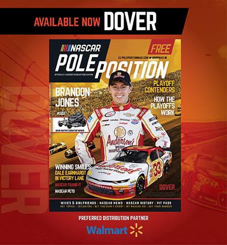 NASCAR Pole Position Dover Edition Now Available