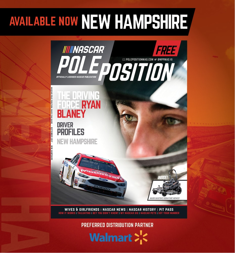 NASCAR Pole Position New Hampshire Edition Now Available