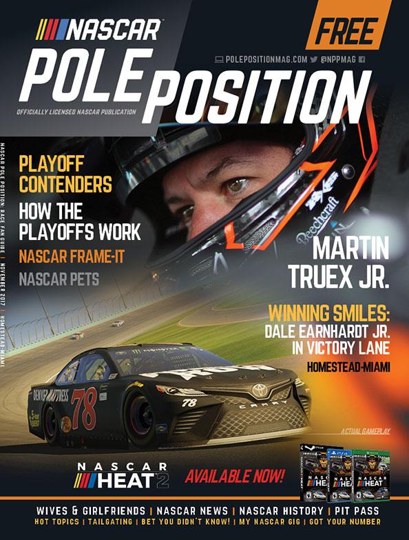 NASCAR Pole Position Miami in November 2017