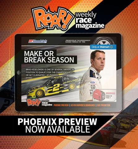 ROAR! Phoenix Preview Edition
