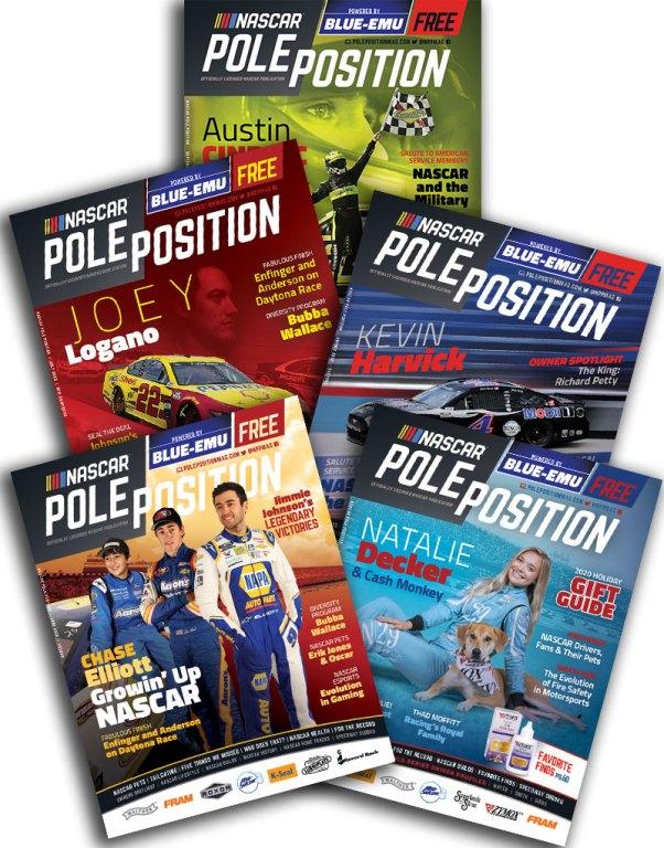 NASCAR Pole Position Annual Subscription