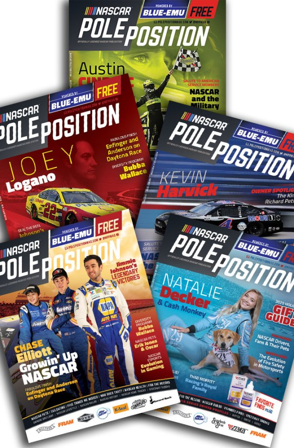 NASCAR Pole Position Annual Subscription