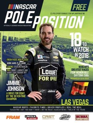 NASCAR Pole Position Las Vegas in March 2018
