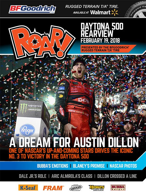 ROAR!-2018-Daytona-Rearview-Cover