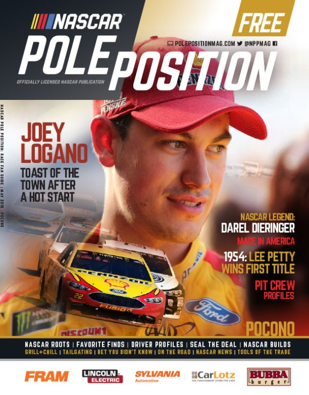 NASCAR Pole Position Pocono June 2018