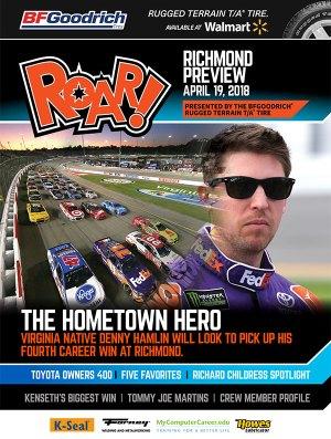 ROAR Richmond Preview April 2018
