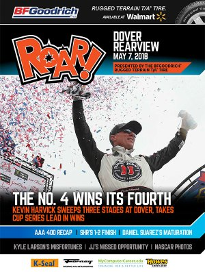 ROAR Dover Rearview May 2018