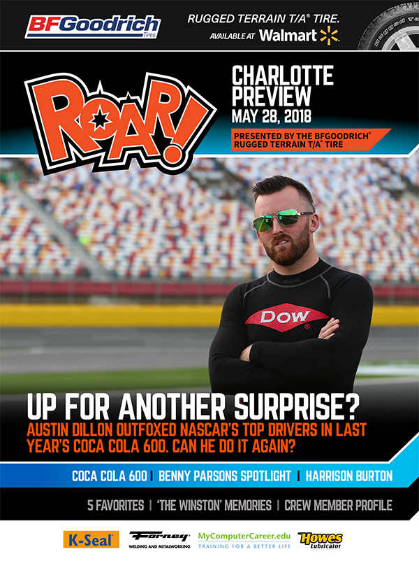 ROAR! Charlotte Race Weekend Preview May 2018