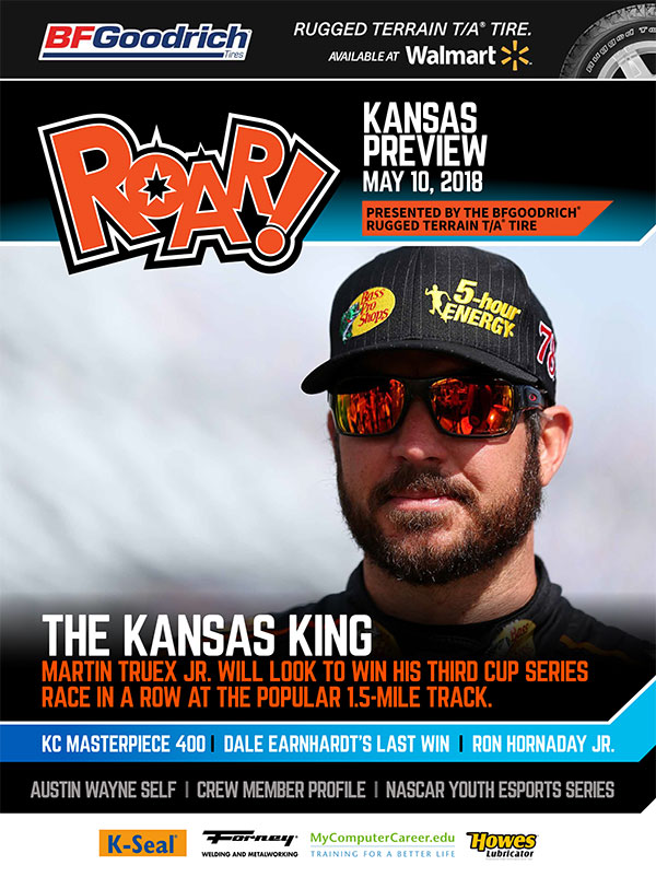 ROAR! Kansas Race Weekend Preview May 2018