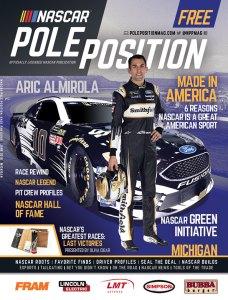 NASCAR Pole Position Michigan June 2018