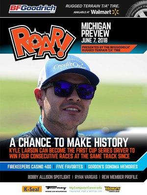 ROAR Michigan Preview June 2018