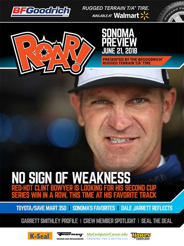 ROAR Sonoma Preview June 2018