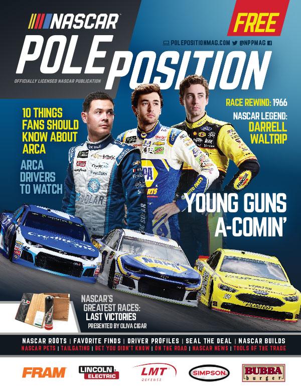 NASCAR Pole Position Aug/Sep 2018