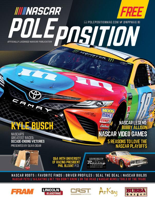 NASCAR Pole Position Oct/Nov Digital Magazine 2018