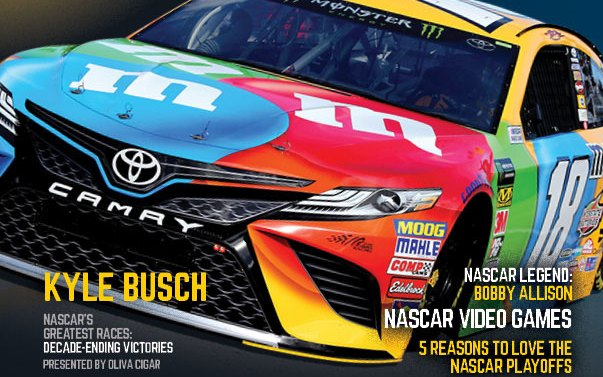 NASCAR Pole Position Oct/Nov Digital Magazine 2018