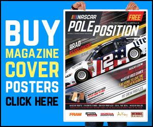 NASCAR Pole Position Posters