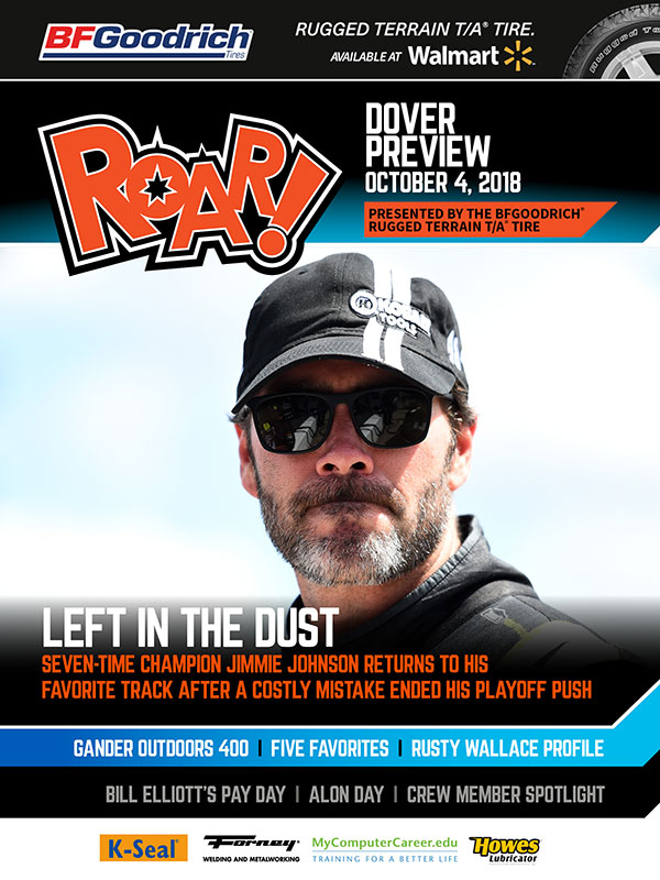 ROAR Dover Preview October 2018