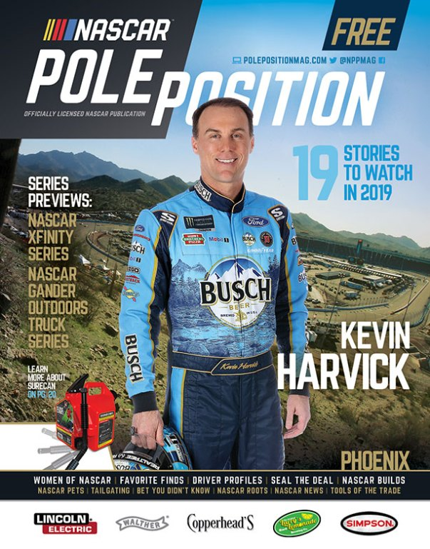 NASCAR Pole Position Phoenix March 2019