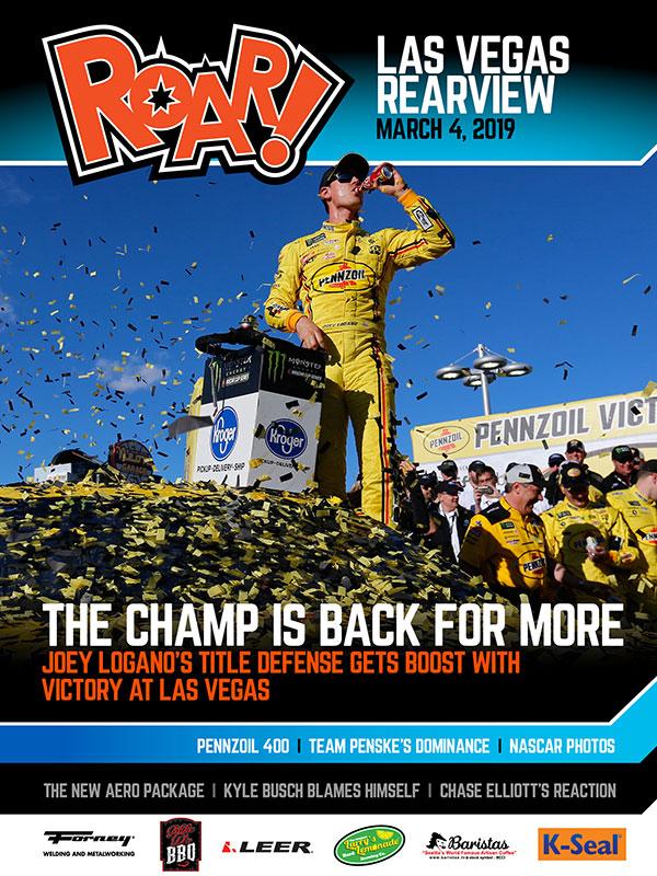 ROAR! Las Vegas Race Weekend Rearview March 2019