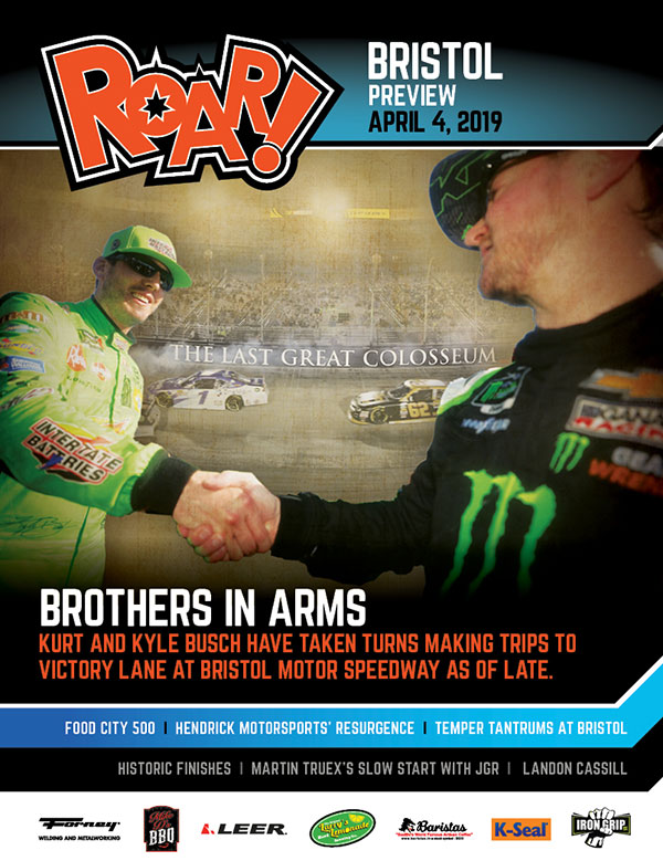 ROAR Bristol Preview April 2019