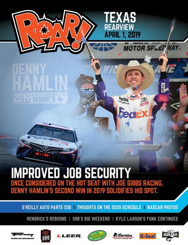 ROAR! Texas Race Weekend Rearview March 2019
