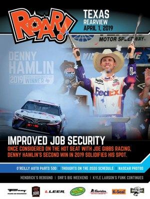 ROAR Texas Rearview March 2019