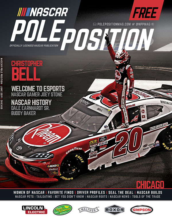 NASCAR Pole Position Chicago June 2019