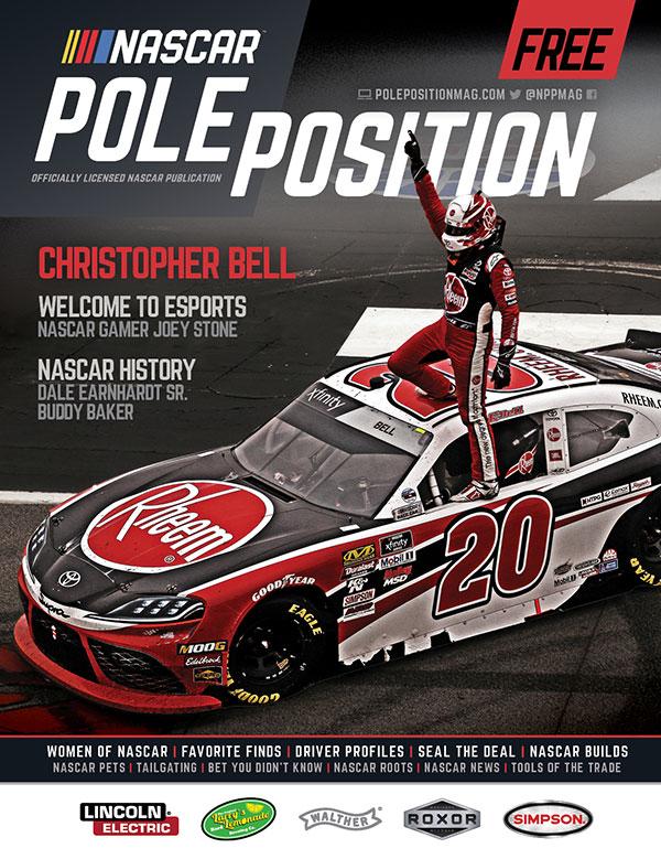 NASCAR Pole Position June/July 2019