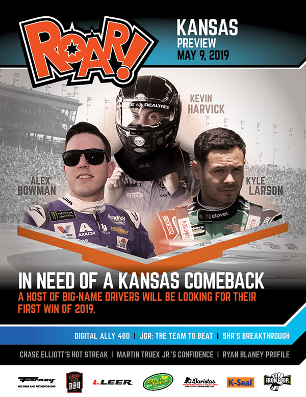 ROAR! Kansas Race Weekend Preview May 2019