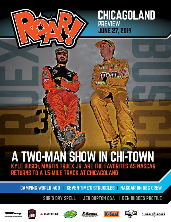 ROAR Chicago Preview June 2019