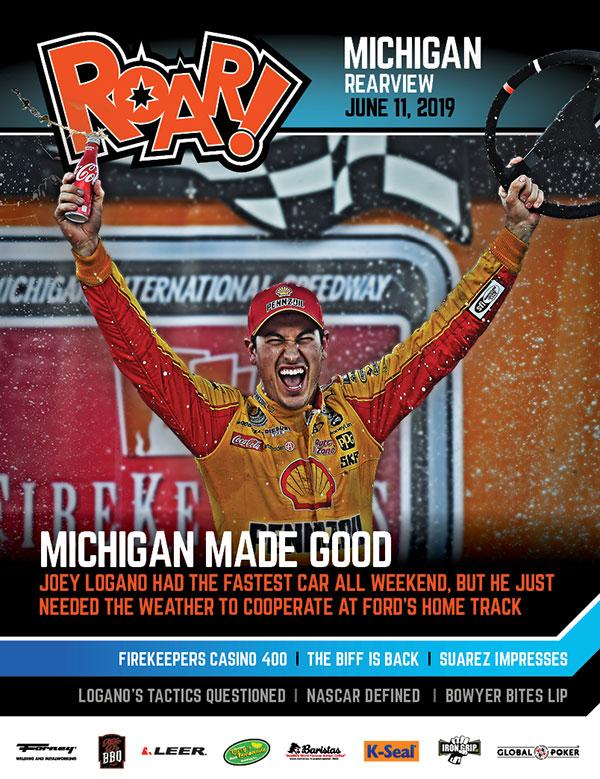ROAR Michigan Rearview June 2019