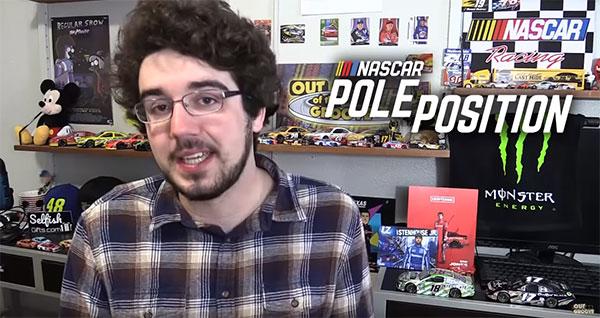 NASCAR Pole Position Content Creators